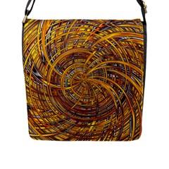 Happy Hot Flap Messenger Bag (L)