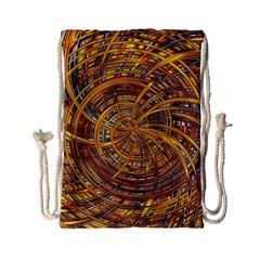 Happy Hot Drawstring Bag (Small)