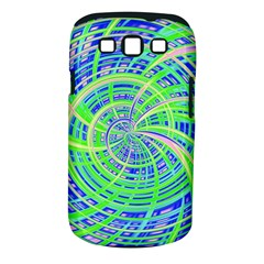 Happy Green Samsung Galaxy S III Classic Hardshell Case (PC+Silicone)