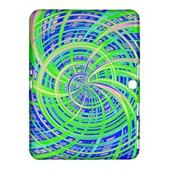 Happy Green Samsung Galaxy Tab 4 (10 1 ) Hardshell Case