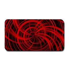 Happy, Black Red Medium Bar Mats