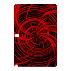 Happy, Black Red Samsung Galaxy Tab Pro 10 1 Hardshell Case