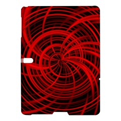 Happy, Black Red Samsung Galaxy Tab S (10.5 ) Hardshell Case