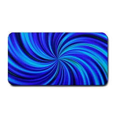 Happy, Blue Medium Bar Mats