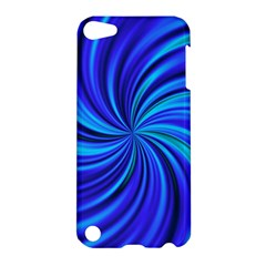 Happy, Blue Apple iPod Touch 5 Hardshell Case
