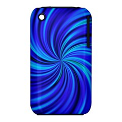 Happy, Blue Apple iPhone 3G/3GS Hardshell Case (PC+Silicone)