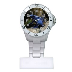 Blue Poison Arrow Frog Nurses Watches