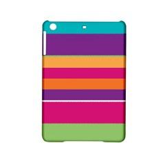 Jagged Stripes Apple Ipad Mini 2 Hardshell Case
