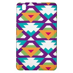 Triangles And Other Shapes Patternsamsung Galaxy Tab Pro 8 4 Hardshell Case