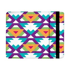 Triangles and other shapes patternSamsung Galaxy Tab Pro 8.4  Flip Case