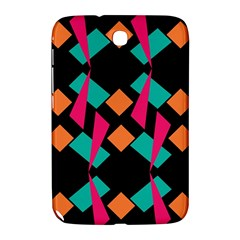 Shapes in retro colors  Samsung Galaxy Note 8.0 N5100 Hardshell Case
