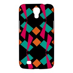 Shapes in retro colors  Samsung Galaxy Mega 6.3  I9200 Hardshell Case