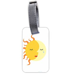 coexist Luggage Tags (One Side)