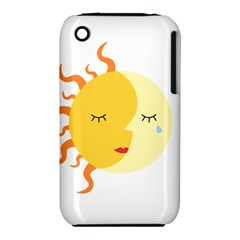 coexist Apple iPhone 3G/3GS Hardshell Case (PC+Silicone)