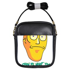 Show Me What You Got New Fresh Girls Sling Bags