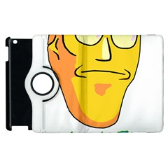 Show Me What You Got New Fresh Apple iPad 3/4 Flip 360 Case