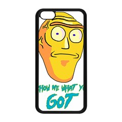 Show Me What You Got New Fresh Apple Iphone 5c Seamless Case (black)