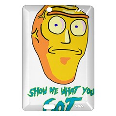 Show Me What You Got New Fresh Kindle Fire HD (2013) Hardshell Case