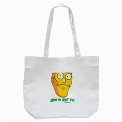 Show Me What You Got New Fresh Tote Bag (White)