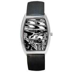 Bw Glitch 1 Barrel Metal Watches
