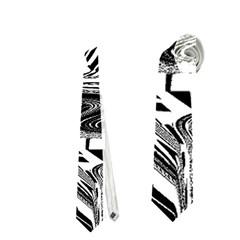 Bw Glitch 1 Neckties (two Side)