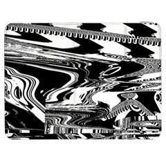 Bw Glitch 1 Samsung Galaxy Tab 7  P1000 Flip Case