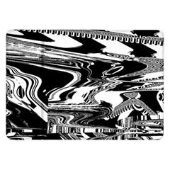Bw Glitch 1 Samsung Galaxy Tab 8.9  P7300 Flip Case