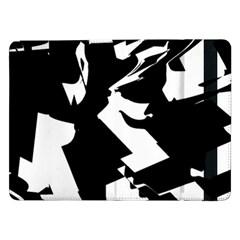 Bw Glitch 2 Samsung Galaxy Tab Pro 12.2  Flip Case