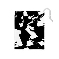 Bw Glitch 2 Drawstring Pouches (medium)