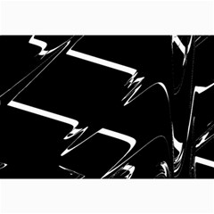 Bw Glitch 3 Collage 12  x 18