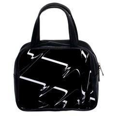 Bw Glitch 3 Classic Handbags (2 Sides)