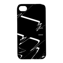 Bw Glitch 3 Apple iPhone 4/4S Hardshell Case with Stand