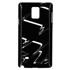 Bw Glitch 3 Samsung Galaxy Note 4 Case (Black)
