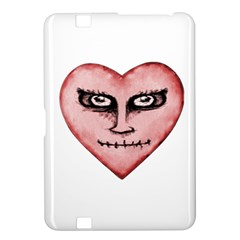 Angry Devil Heart Drawing Print Kindle Fire HD 8.9
