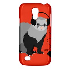 Funny Music Lover Ferret Galaxy S4 Mini