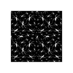 Spiders Seamless Pattern Illustration Acrylic Tangram Puzzle (4  x 4 )