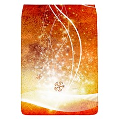 Wonderful Christmas Design With Snowflakes  Flap Covers (S)