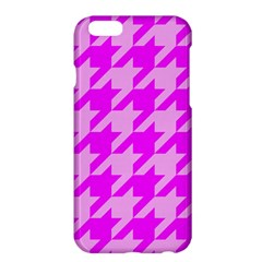 Houndstooth 2 Pink Apple iPhone 6 Plus/6S Plus Hardshell Case