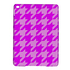 Houndstooth 2 Pink iPad Air 2 Hardshell Cases