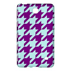 Houndstooth 2 Purple Samsung Galaxy Tab 4 (7 ) Hardshell Case