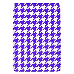Houndstooth Blue Flap Covers (S)