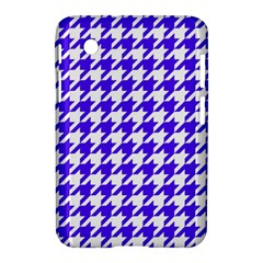 Houndstooth Blue Samsung Galaxy Tab 2 (7 ) P3100 Hardshell Case