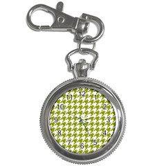 Houndstooth Green Key Chain Watches