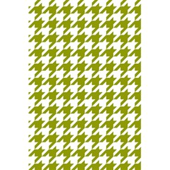 Houndstooth Green 5 5  X 8 5  Notebooks