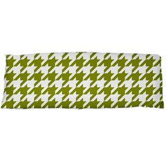 Houndstooth Green Body Pillow Cases Dakimakura (Two Sides)
