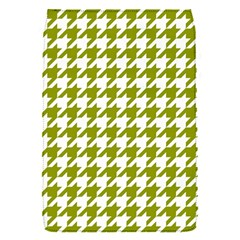 Houndstooth Green Flap Covers (S)
