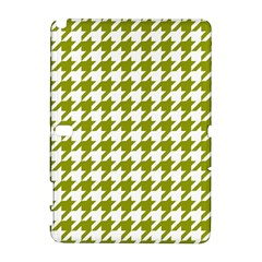 Houndstooth Green Samsung Galaxy Note 10 1 (p600) Hardshell Case