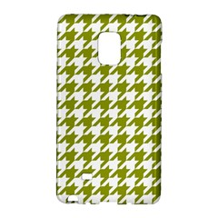 Houndstooth Green Galaxy Note Edge