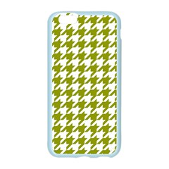 Houndstooth Green Apple Seamless iPhone 6/6S Case (Color)