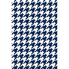 Houndstooth Midnight 5 5  X 8 5  Notebooks